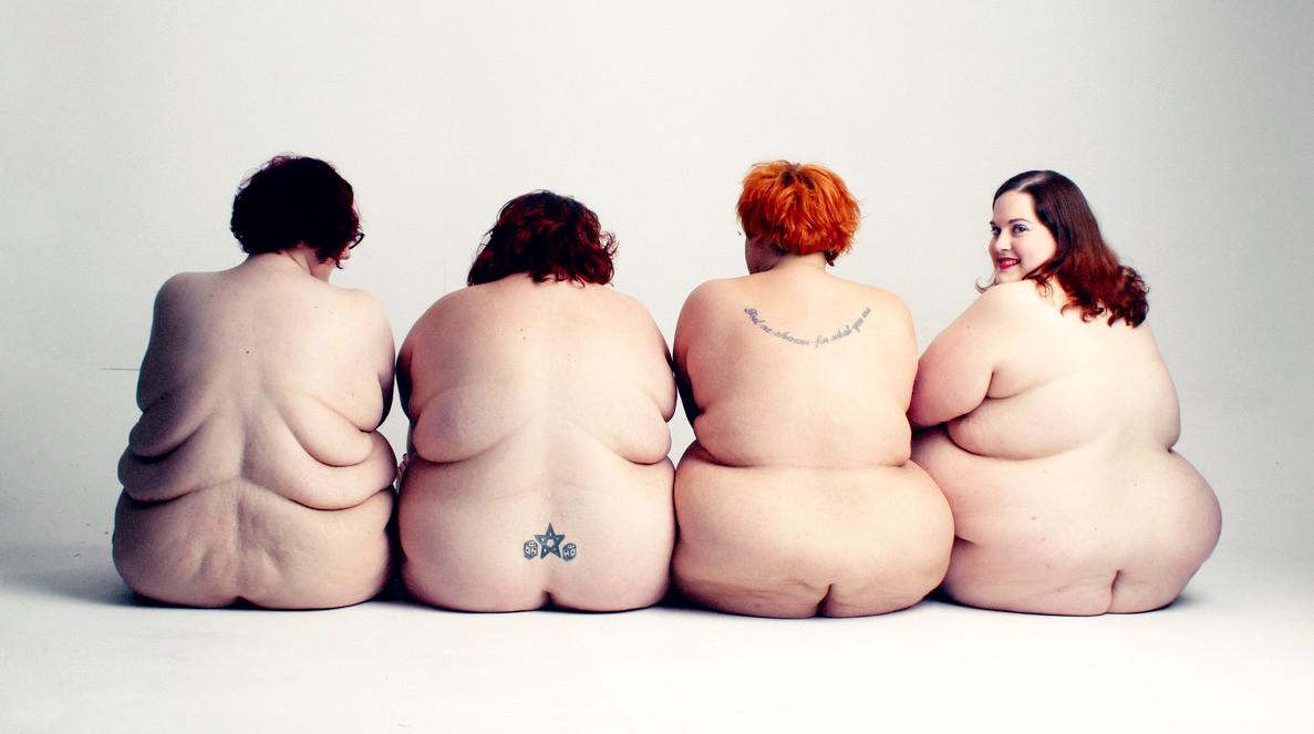 Приколы с жирными тетками — img 6